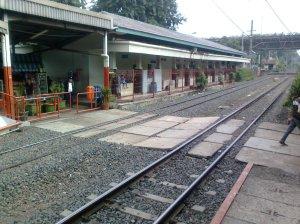 Stasiun Duren Kalibata, 8 Januari 2012