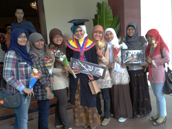 Happy Graduation Day ^_^
